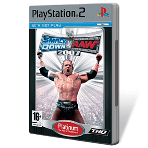 WWE Smackdown vs Raw 2007 Platinum