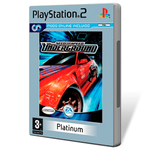 Need for Speed: Underground (Platinum)
