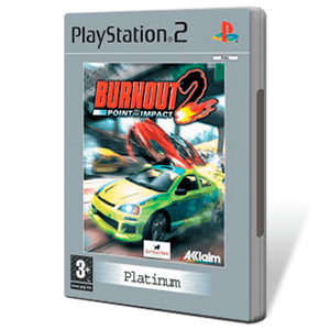 Burnout 2 (Platinum)