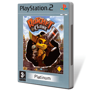 Ratchet & Clank (Platinum)