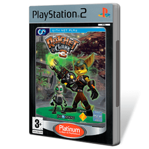 Ratchet & Clank 3 Platinum