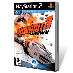 Burnout 3: Takedown (Value games)