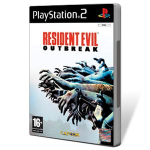 Resident Evil: Outbreak (Precio Platinum)