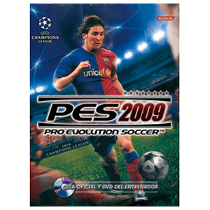 Guía Pro Evolution Soccer 2009