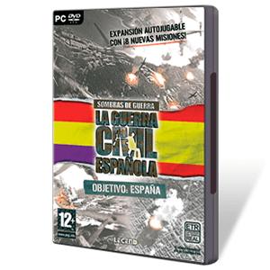 Sombras de Guerra: Objetivo España