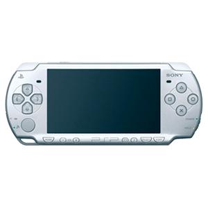 PSP 2000 Plateada
