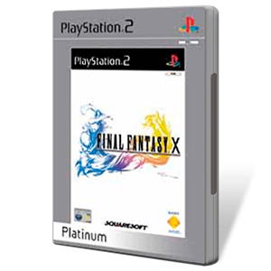Final Fantasy X (Platinum) -SONY-
