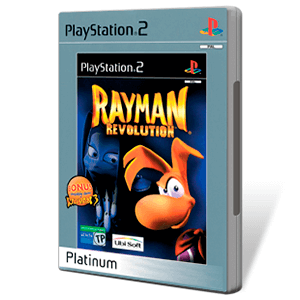 Rayman Revolution (Platinum)