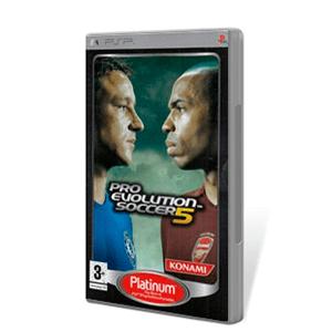 Pro Evolution Soccer 5 (Platinum)