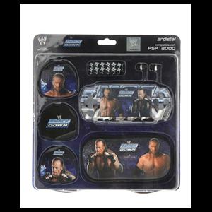 Pack de Pegatinas para Consola WWE