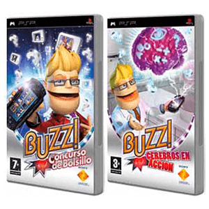 Buzz: Concurso Bolsillo + Buzz: Cerebros Acción