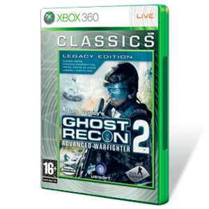 Ghost Recon Advanced Warfighter 2 Classics