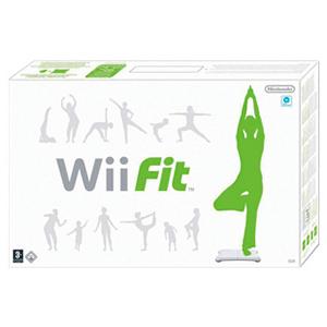 Wii Fit + Tabla de Equilibrio