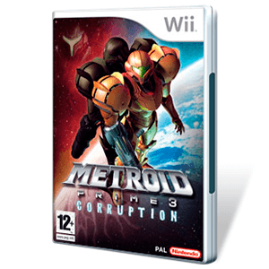 Metroid: Prime 3: Corruption