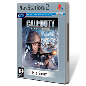 Call of Duty: Finest Hour Platinum