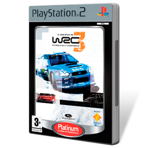 World Rally Championship 3 (Platinum)