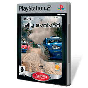 World Rally Championship Evolved (Platinum)