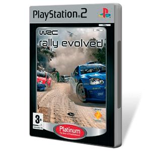 World Rally Championship Evolved (Platinum)