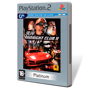 Midnight Club 2 (Platinum)