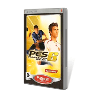 Pro Evolution Soccer 6 (Platinum)