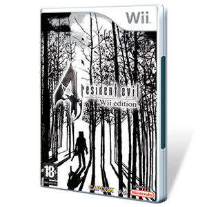 Resident Evil 4 Nintendo Selects