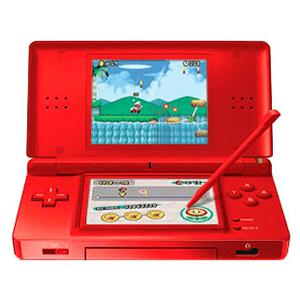 Nintendo DS Lite Roja