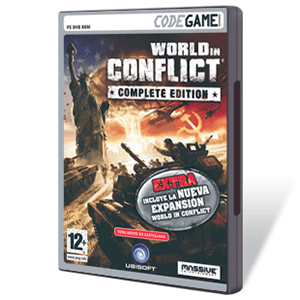 Codename World in Conflict Complete