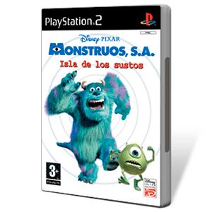 Monstruos Inc.: La Isla de los Sustos
