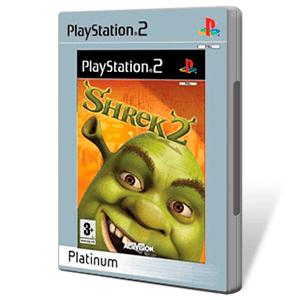 Shrek 2 (Platinum)