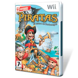 Piratas: el Tesoro de Barbanegra