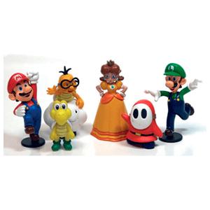Figura Nintendo Blister Pack serie 2x12