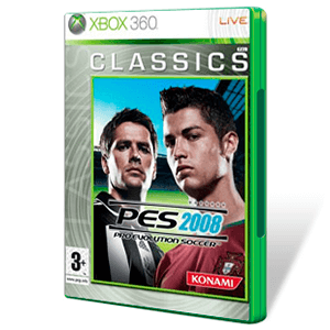 Pro Evolution Soccer 2008 (Classics)