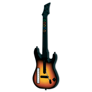 Guitarra Inalambrica: Guitar Hero World Tour