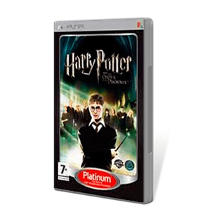 Harry Potter y el Caliz de Fuego (Platinum)