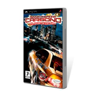 Need for Speed: Carbono Domina la Ciudad Platinum