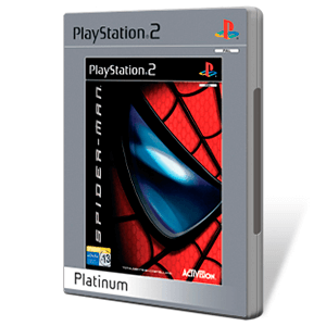 Spider-Man (Platinum)