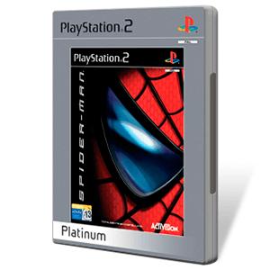 Spider-Man (Platinum)