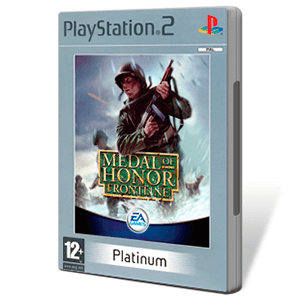 Medal Of Honor: Frontline (Platinum)