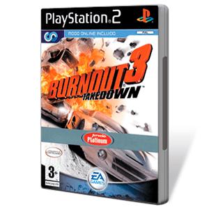 Burnout 3: Takedown (Precio Platinum)