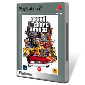 GTA III (Platinum)