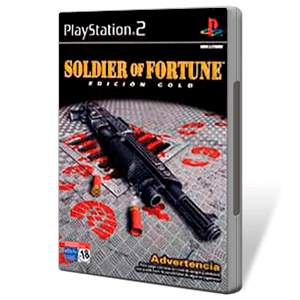 SOLDIER OF FORTUNE EDICION GOLD
