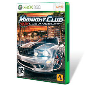 Midnight Club 4: Los Angeles