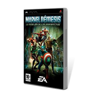 Marvel Nemesis: La Rebelion de los Imperfectos