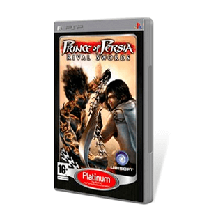 Prince of Persia: Rival Swords Platinum