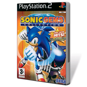 Sonic Gems Collection (Blueline)