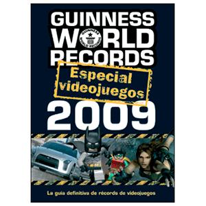 Libro Guinness Videojuegos 2009