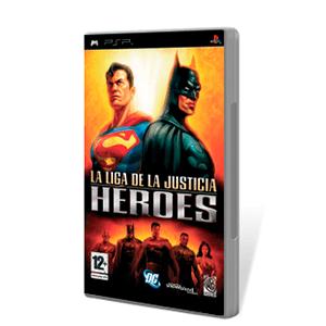 La Liga de la Justicia: Héroes