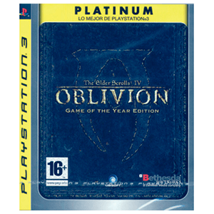 The Elder Scrolls IV: Oblivion GOTY Platinum