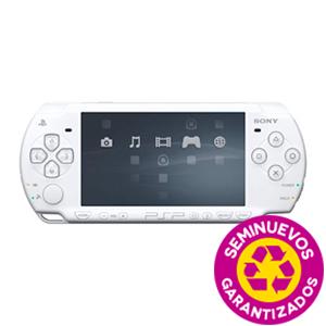 PSP 2000 Blanca