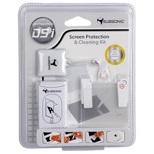 Protector Pantalla y Limpiador DSI Subsonic